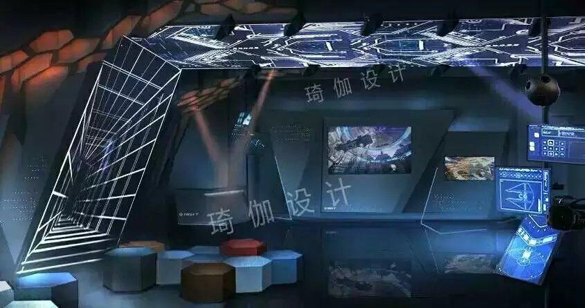 VR网咖装修