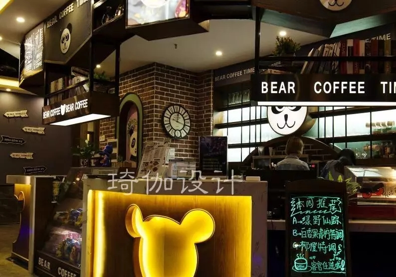 成都熊猫主题网咖实景图5