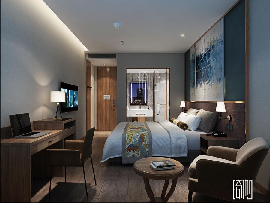 成都和喧酒店式网咖房间图2