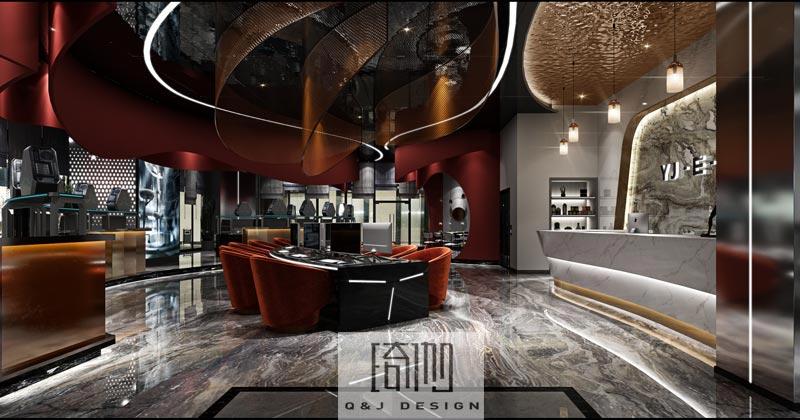 大咖电竞酒店设计图2