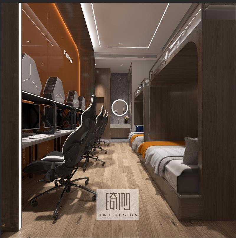 大咖电竞酒店设计图4